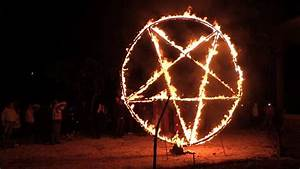 The satanic rituals of the devil worshippers in Catemaco ...