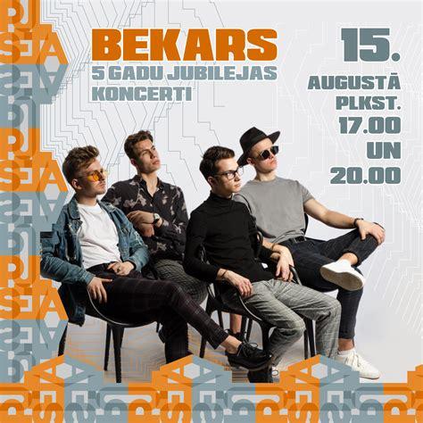 Koncerts / Bekars - Bauskas kultūras centrs