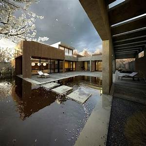 27, Calm, Japanese-inspired, Courtyard, Ideas