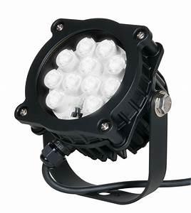 Spot à Led : led flagpole lighting fixture synergy lighting ~ Melissatoandfro.com Idées de Décoration