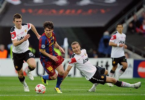 Champions League final: Barcelona v Manchester United – in ...