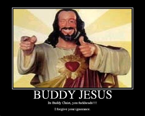 Buddy Christ Meme - image 62791 buddy christ know your meme