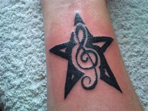 Tattoo Clave Sol Y Fa Tattooart Hd
