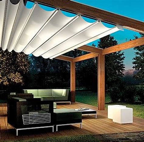 types  awnings   outdoor space ideas  homes