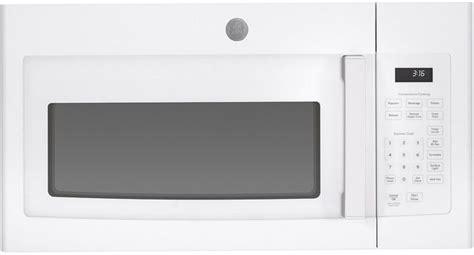 ge   range microwave oven white jvmdfww hudson appliance