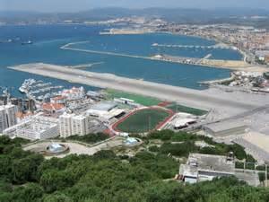Panoramio - Photo of Gibraltar Airport, La Linea Gibraltar