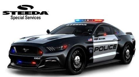 steeda offers  hp ford mustang gt police package