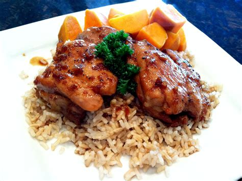 Barbecued Chicken Adobo Recipe  All Recipes Uk