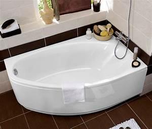 Grande Baignoire D Angle : grande baignoire d angle maison design ~ Edinachiropracticcenter.com Idées de Décoration
