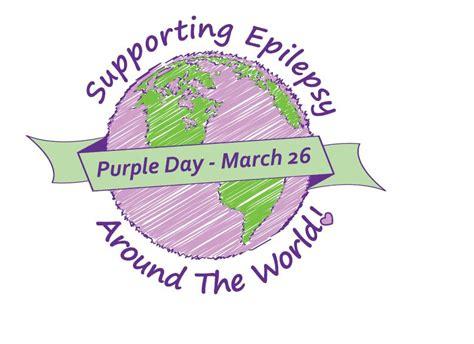 Wear Purple For Peace Day