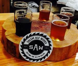 Salem Ale Works 2nd Anniversary Party in the Parking Lot