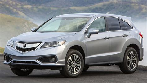 Acura Rdx Mileage by 20 Suvs With The Best Gas Mileage Gobankingrates