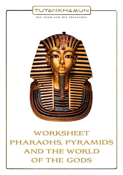 mummies of the pharaohs modern investigations ancient collection lesson planet