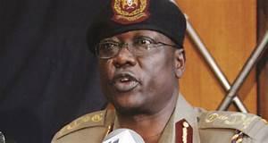 Inspector General of Police David Kimaiyo Lifts Rally Ban
