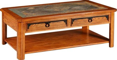 Quail Valley Coffee Table And End