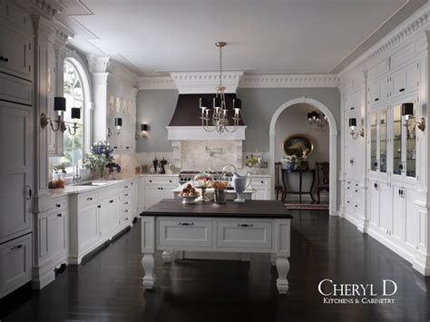 luxury kitchens traditional kitchen chicago by cheryl d company