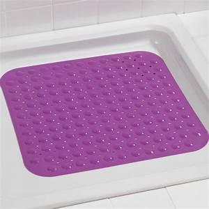 tapis de bain pour douche arrondie tapis de bain pour With tapis sortie de douche