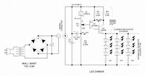 12v Led Dimmer Circuit