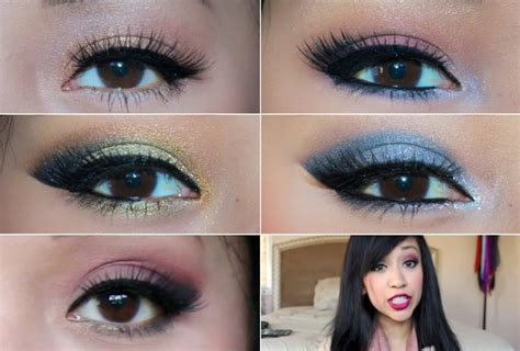 girls  brown eyes  tutorial