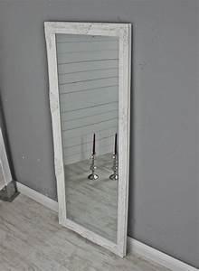 Standspiegel Antik Weiß : spiegel wei antik 150 x 60 cm holz wandspiegel barock badspiegel standspiegel ebay ~ Indierocktalk.com Haus und Dekorationen