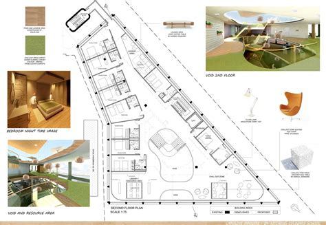 design plans culinary caroline maguire archinect