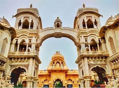 Vrindavan Mathura Temples Temple Famous Wikipedia Dwarka