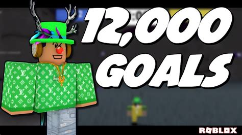 goals  kick  roblox youtube