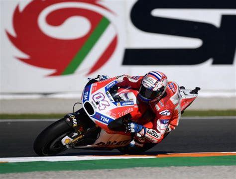 start  posisi   motogp valencia andrea dovizioso