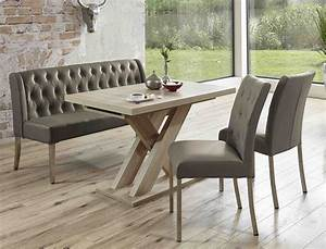 Stuhl Sonoma Eiche : tischgruppe milan eiche sonoma cappuccino 2x stuhl s ulentisch 120 cm wohnbereiche esszimmer ~ Eleganceandgraceweddings.com Haus und Dekorationen