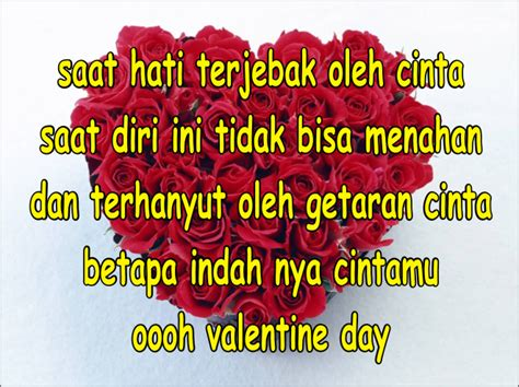 kumpulan kata kata ucapan selamat hari valentine   gambar kata