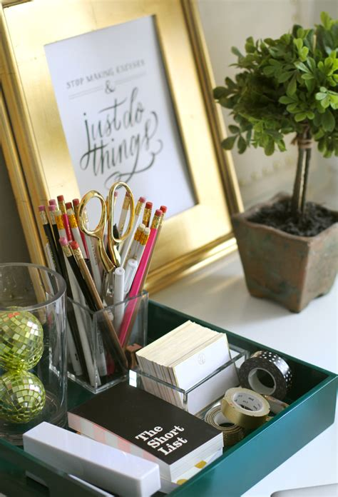 Office Supplies Essentials by Essentials For A Home Office The Everygirl