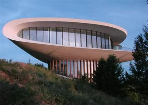 Colorado's Famous Spaceship House   House Crazy