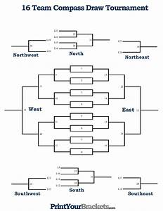 16 team bracket template images template design ideas With 16 team bracket template