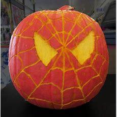 Best 25+ Spiderman Pumpkin Ideas On Pinterest Easy