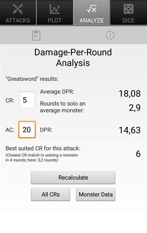 D&d 5e average damage by level. 5E Average Damage Calculator : 8d6 dc 15 check with 6 ...