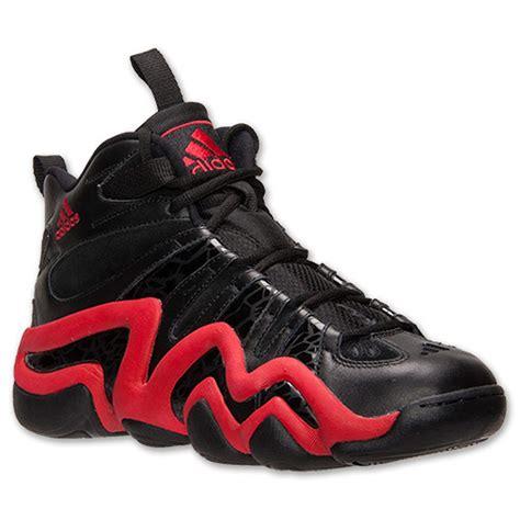 adidas crazy  black light scarlet