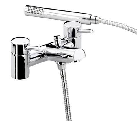 Bristan Prism Bath Shower Mixer by Bristan Prism Chrome Plated Bath Shower Mixer Tap Pm Bsm C
