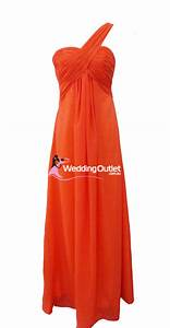 tangerine orange bridesmaid dresses style f101 With tangerine dresses for wedding