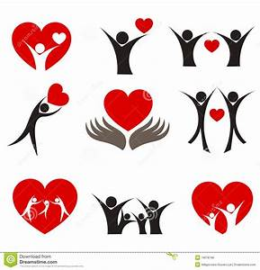 Heart vector concepts stock vector. Illustration of ...