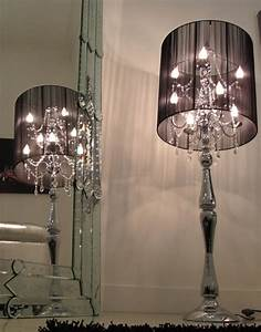 neo baroque floor lamps by modani 5 With modani chandelier floor lamp