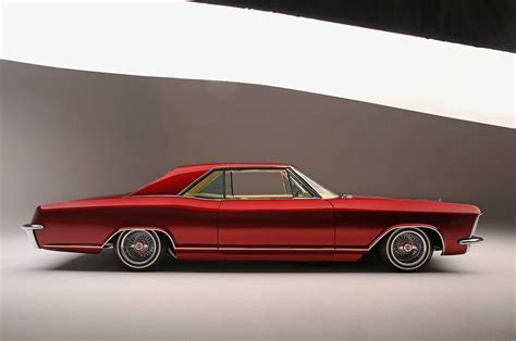 Buick Riviera 65 by Top Notch Customs Builds A Clean 65 Buick Riviera