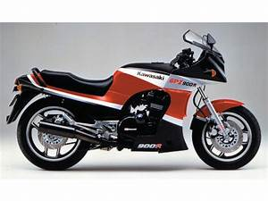 Kawasaki Gpz900r Ninja 1986 Parts And Technical