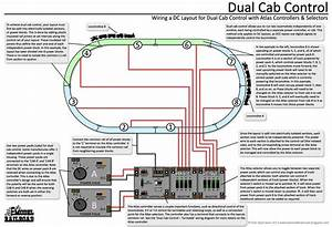 Ho Model Railroad Wiring Diagrams