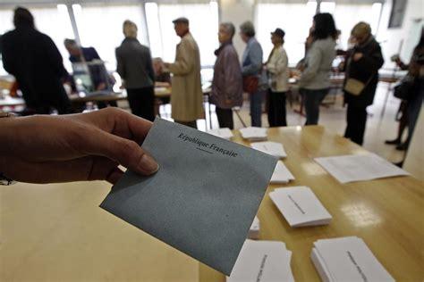 bureau de vote ouverture fermeture bureaux de vote