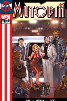 Mutopia X (2005) #1   Comic Issues   Marvel