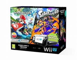 Mario Kart Wii U : wii u bundle with mario kart 8 splatoon coming to europe on october 30th perfectly nintendo ~ Maxctalentgroup.com Avis de Voitures