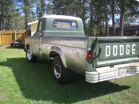 find  vintage sweptline  dodge  pickup truck