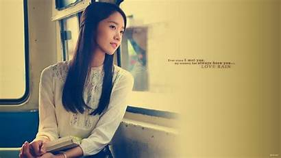 Rain Yoona Wallpapers Im Kalevi Vuorela Wallpapersafari