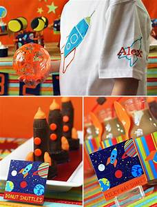 Space Party on Pinterest | Space Party, Rockets and Rocket ...