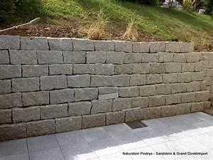 Mauersteine Garten Preise : sandstein granit mauersteine steinmauer pflastersteine ~ Michelbontemps.com Haus und Dekorationen